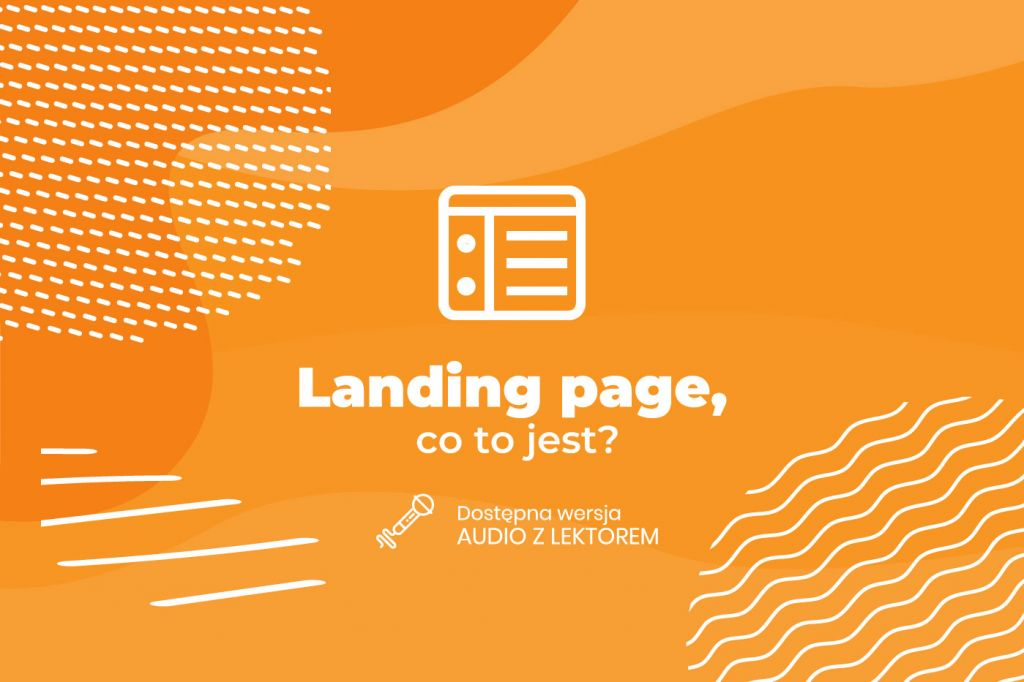 Co to jest Landing Page