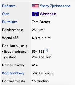 Informacje o stanie w USA  (wikipedia.pl)