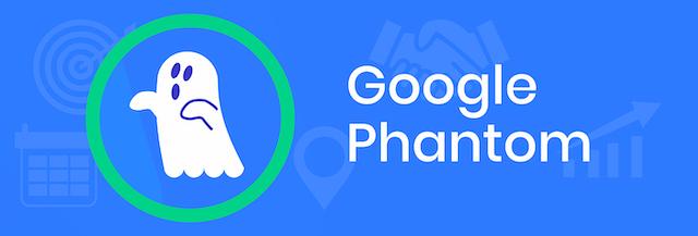 Phantom - nazwa dla aktualizacji niepotwierdzonych oficjalnie przez Google