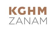 Logo KGHM Zanam