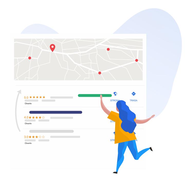 optymalizacja wizytówki w Google Maps